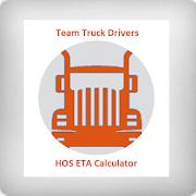 Hours Of Service - ETA Calculator (Team Truckers)