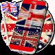 Teclado do Reino Unido para PC Windows