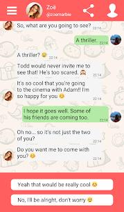 Hey Love Adam: Texting Game MOD APK 2021.0830.1 (Unlimited Money) 11