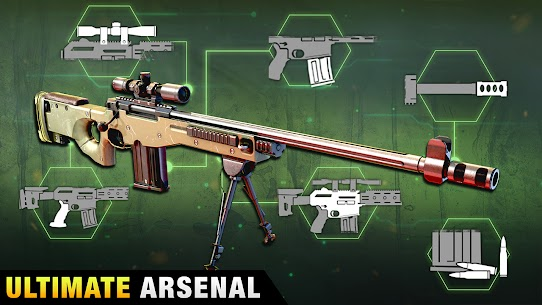 Sniper Zombies: Offline Shooting Games 3D 2