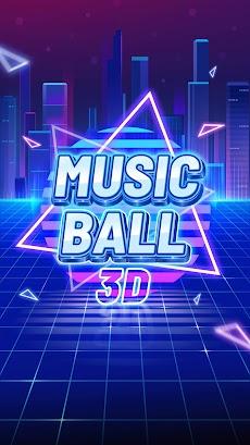ミュージックボール3D -フリーミュージックオンラインゲームのおすすめ画像1
