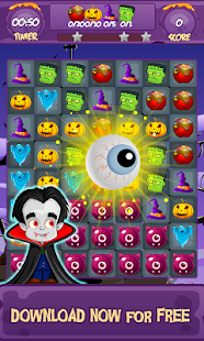 Witch Splash 2021 - Candy Connect Puzzle