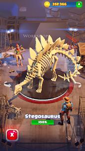 Dinosaur World MOD APK: My Fossil Museum (Unlimited Money) 9