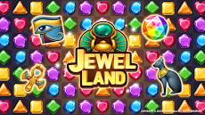 ジュエルランド:マッチ3パズルのおすすめ画像1
