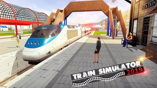 Real Train Driving Simulator: Railway Driver 2020  screenshots 2