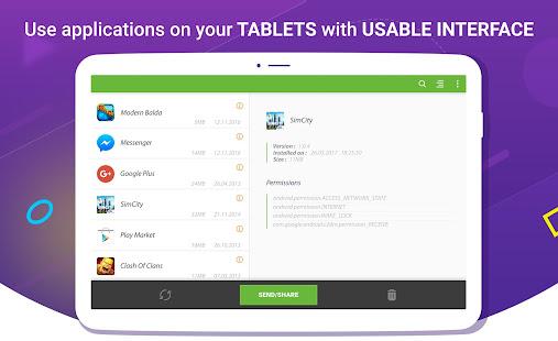 Apk Share Bluetooth - Send/Backup/Uninstall/Manage 3.4.5 Screenshots 10