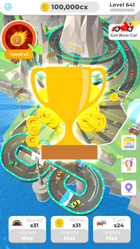 Idle Racing Tycoon-Car Games 1.6.0 screenshots 6