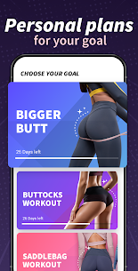 Buttocks Workout – Hips, Legs & Butt Workout 4