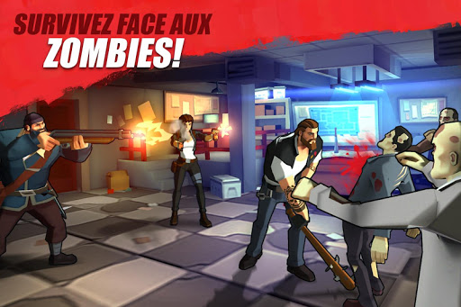 Télécharger gratuit Zombie Faction - Battle Games for a New World APK MOD 1