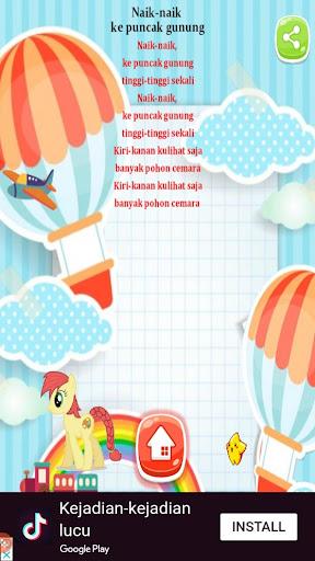 Lagu Anak Anak indonesia 1.0.7 screenshots 9