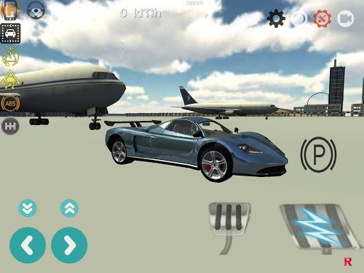 Car Drift Simulator 3D  screenshots 2