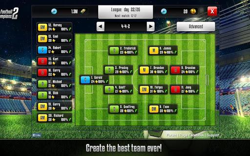 Football Champions 7.41 screenshots 7