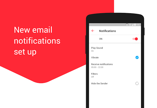 myMail: Email App for Gmail, Hotmail & AOL E-Mail 12.17.0.31052 Screenshots 3