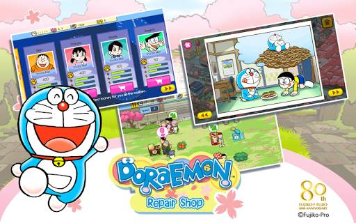 Doraemon Repair Shop Seasons 1.5.1 screenshots 14