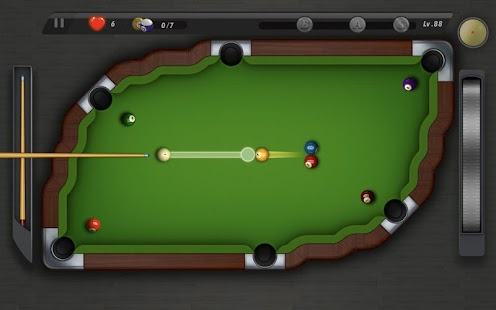 Pooking - Billiards City Screenshot
