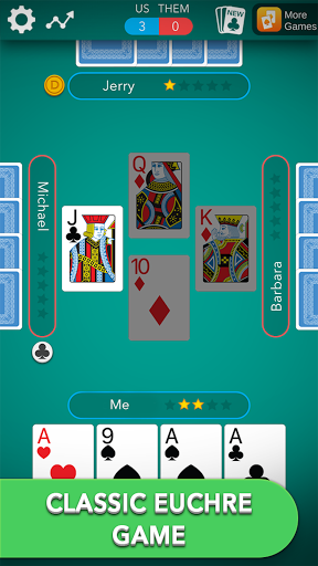 Euchre * 1.0.0 screenshots 1