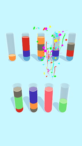 Water Sort Puzzle 3D 0.2 Screenshots 5