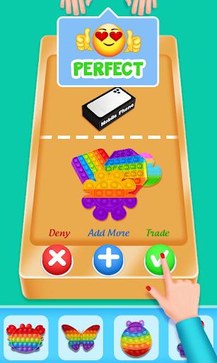Mobile Fidget Toys 3D- Pop it Relaxing Games 1.0.10 screenshots 1