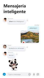 Skype: Безплатна снимка на екрана за незабавни и видео разговори