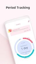 Period tracker & Ovulation calendar by PinkBird screenshot thumbnail