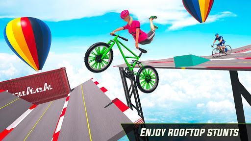 BMX Cycle Stunt Game: Mega Ramp Bicycle Racing 2.3 screenshots 3