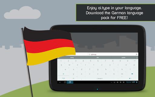 German for ai.type Keyboard  screenshots 9