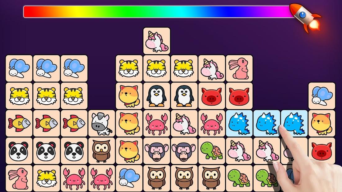 Match Animal-Free Tile master&Match Brain Game screenshot 13