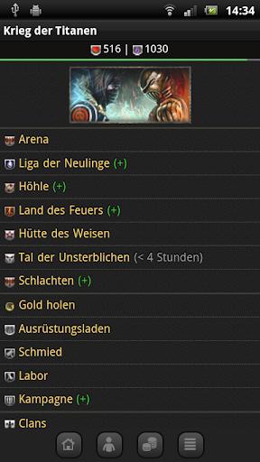 Krieg der Titanen 6.6.1 screenshots 8