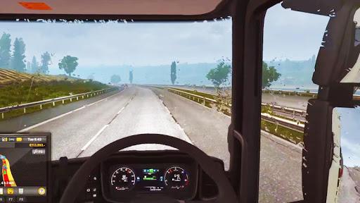 Lorry Truck Simulator:Real Mobile Truck Transport 1.2 screenshots 8
