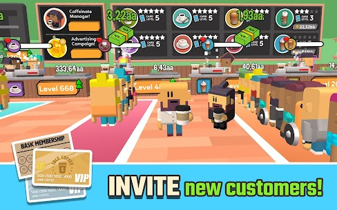 Idle Coffee Corp MOD APK 2.27 (Unlimited Coins) 12
