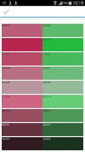 Live Palettes