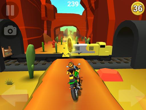 Faily Rider apktram screenshots 7