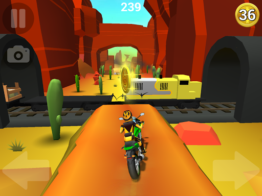Faily Rider screenshots 7