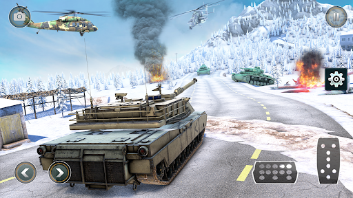 New Army Truck simulator: Free Driving Games 2021  screenshots 2