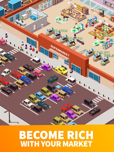 Idle Supermarket Tycoon - Tiny Shop Game 2.3.1 screenshots 12