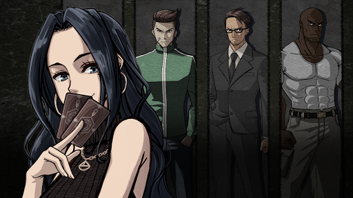 Argo's Choice: Visual Novel, Crime Adventure Game 1.2.9 screenshots 19