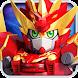 Superhero War: Robot Fight - Androidアプリ