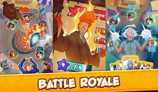 Lockdown Brawl: Battle Royale Card Duel Arena CCG 2.1.0 screenshots 7