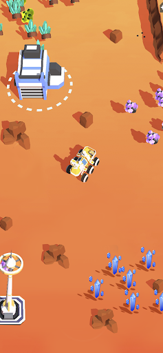 Space Rover: idle planet mining tycoon simulator 1.93 screenshots 4