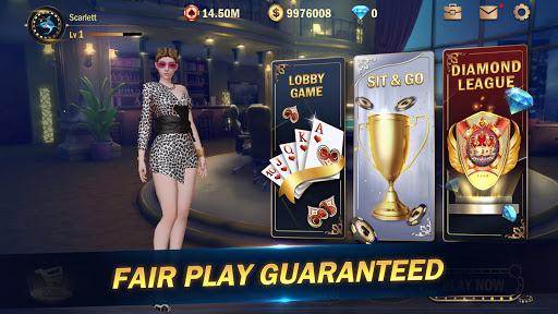Hi Poker 3D:Texas Holdem 1.100 screenshots 2