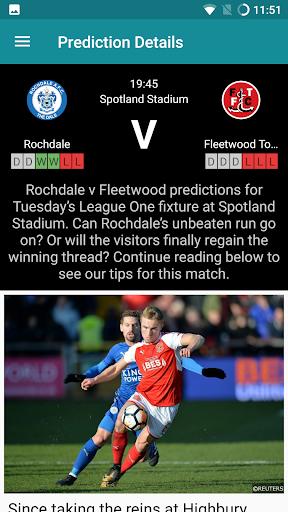 Sure Bet Predictions 7.3 Screenshots 3
