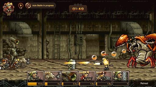 Metal Slug Infinity: Idle Game  screenshots 13