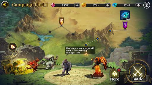 Idle Arena: Evolution Legends 3.0.8 screenshots 1