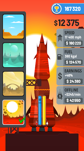 Rocket Sky! 1.4.2 screenshots 5