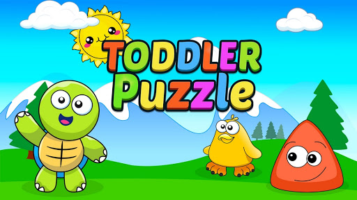 Toddler Puzzle Games screenshot 1