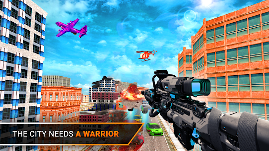 Sniper 3D: FPS shooting games, Shooter game 2020 Game Hack & Cheats 4