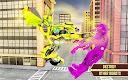 screenshot of Flying Car Transform Robot Shooting Simulator