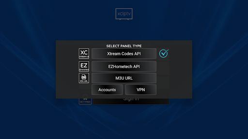 XCIPTV PLAYER 4.0.4 Screenshots 20