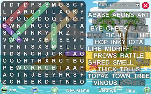 Word Search Ultimate 3.0.1 screenshots 4