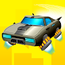 Merge Cyber Racers game apk icon